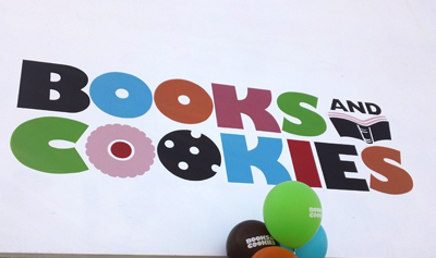 Books and Cookies Grand Opening in Santa Monica