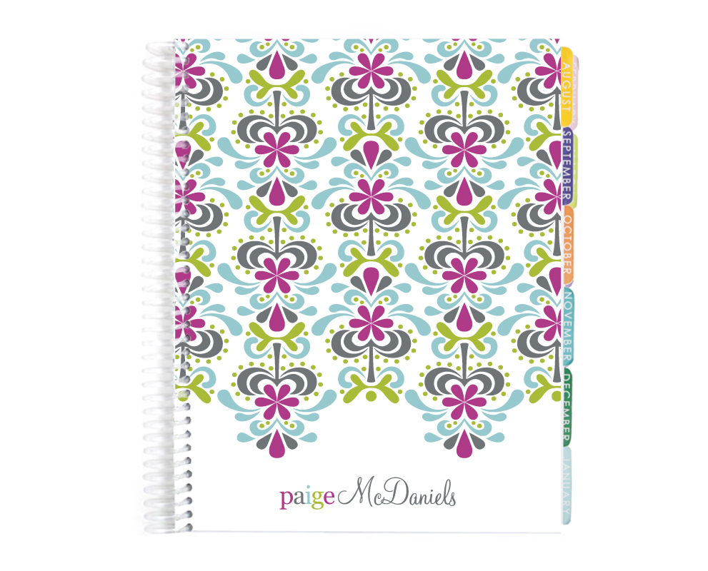 Life Planners! Get Stylized, Personalized & Organized by Erin Condren