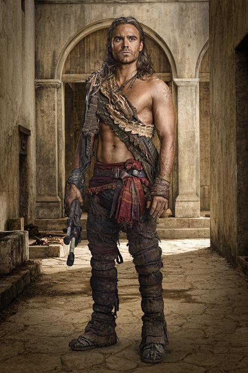 Spartacus : Vengeance Premiere Starz Original Series