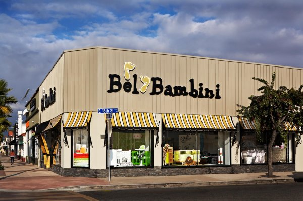 Bel Bambini Boutique in Newport Beach