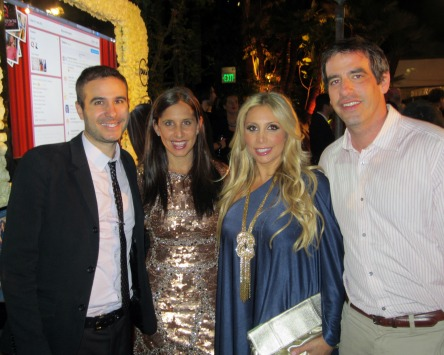 QVC Red Carpet Pre Oscar Party – The Four Seasons Beverly Hills