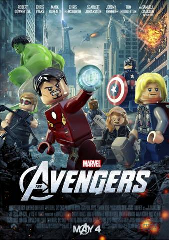 Marvel's The Avengers: LEGO Toys & Fans