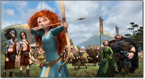 Brave Movie Review: Disney Pixar
