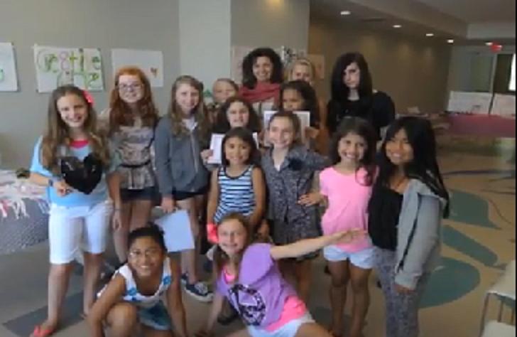 Camp Kate Kate: The Entrepreneurship Program For Little Girls Was Great!