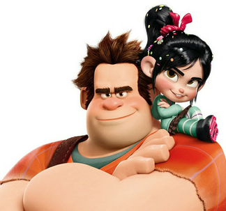 Wreck-It Ralph … an 80s kid must see!