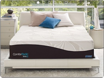Review of COMFORPEDIC FROM BEAUTYREST™ Mattress