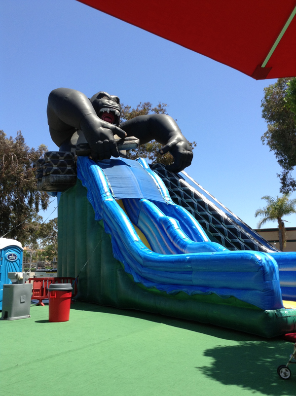 San Diego Birthday Party Venue | Inflatable World