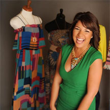 Patty Checa Aguilar | HR Fashion & Style Editor